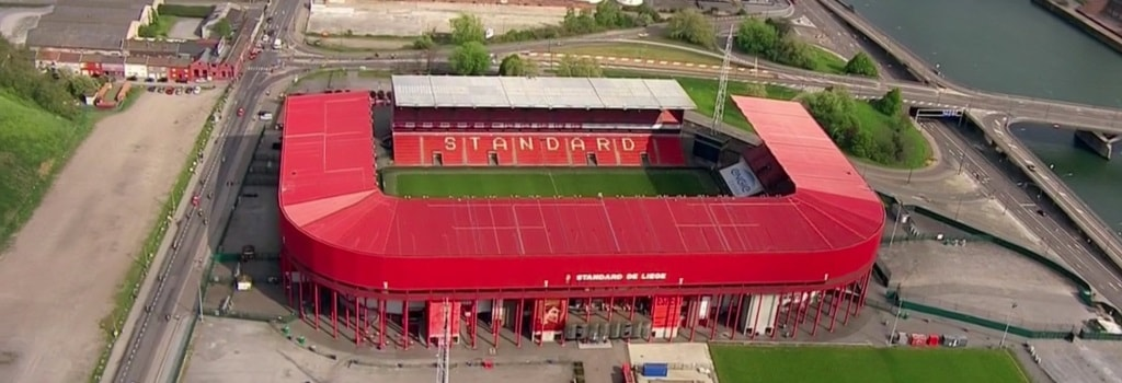 Standard Liege to increase stadium capacity to 32,000