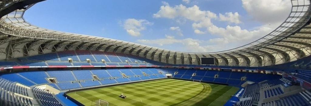 New 40,000 seater stadium opens in Malaysia