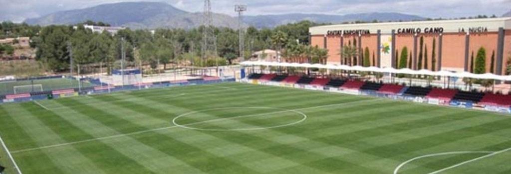 Levante to finish season at temporary stadium