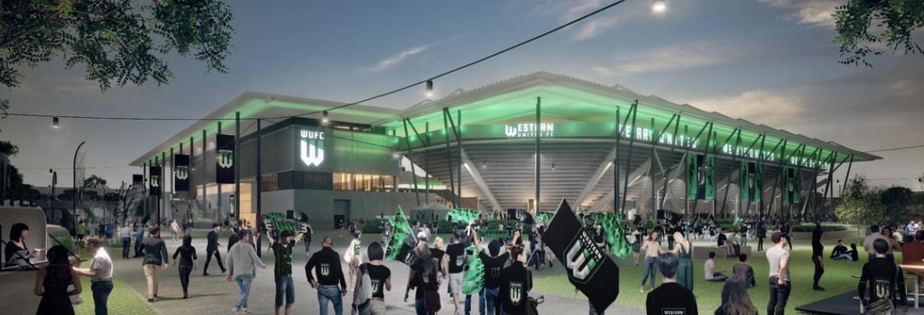 Western United new stadium planning permission approved