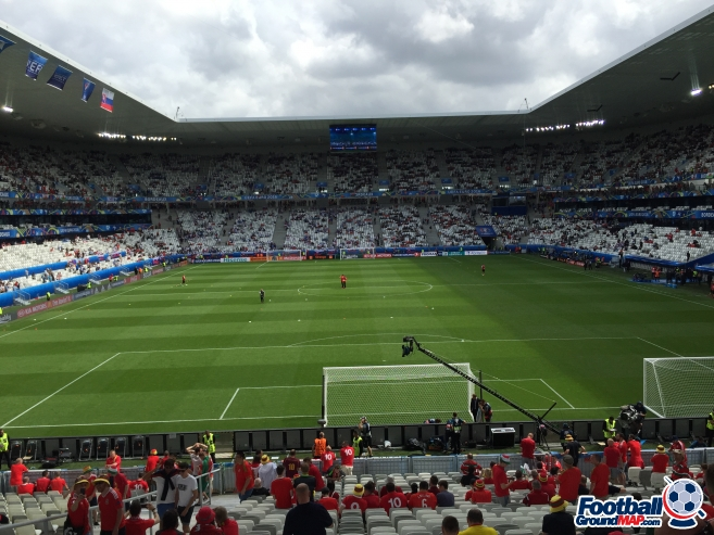 A photo of Nouveau Stade de Bordeaux (Matmut Atlantique) uploaded by gavinlee79