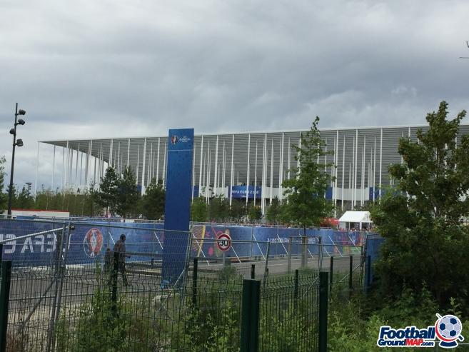 A photo of Nouveau Stade de Bordeaux (Matmut Atlantique) uploaded by gavinlee79