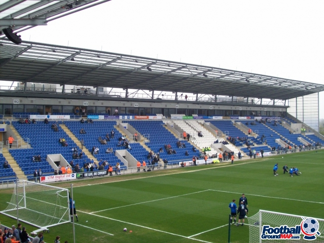 A photo of JobServe Community Stadium uploaded by chunk9