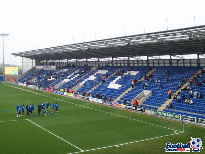 A photo of JobServe Community Stadium uploaded by chunk9