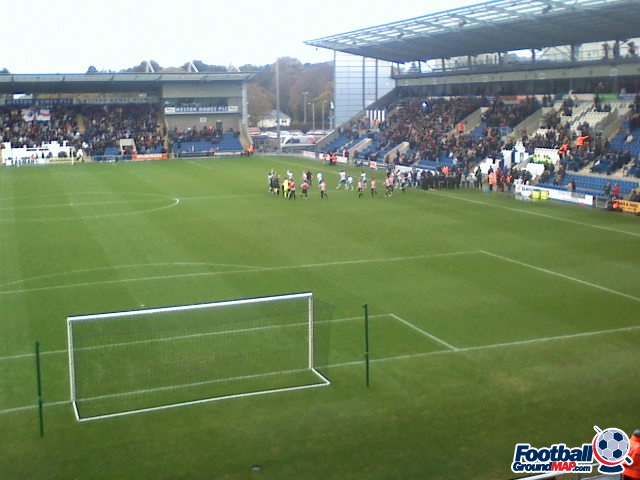 A photo of JobServe Community Stadium uploaded by facebook-user-90348