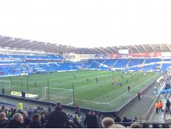 An image of Cardiff City Stadium uploaded by bha52