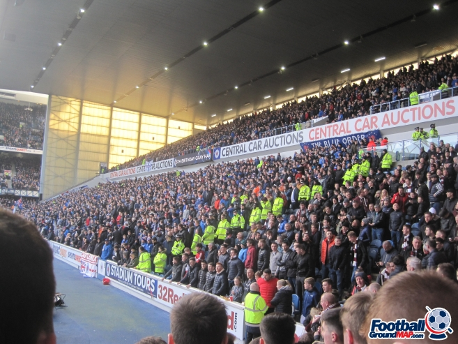 A photo of Ibrox uploaded by captaindeltic55