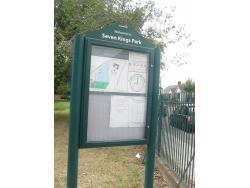 An image of Seven Kings Park uploaded by millwallsteve