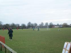 Laburnham Way Playing Fields