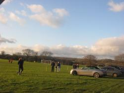 Gable Hall School Playing Fields