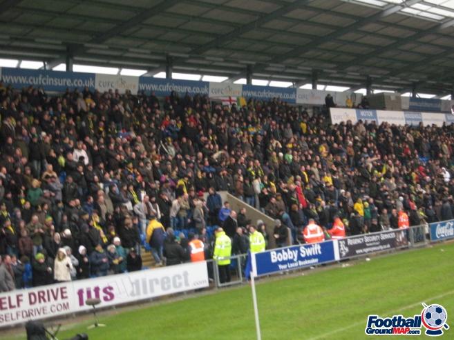 A photo of JobServe Community Stadium uploaded by neaveso