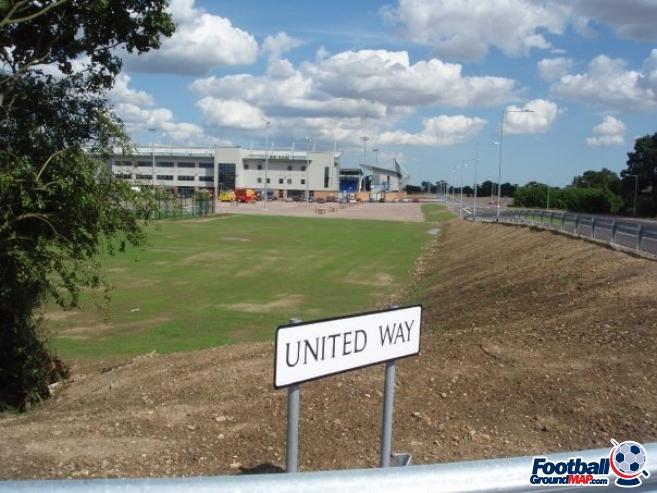 A photo of JobServe Community Stadium uploaded by lesleyupsher