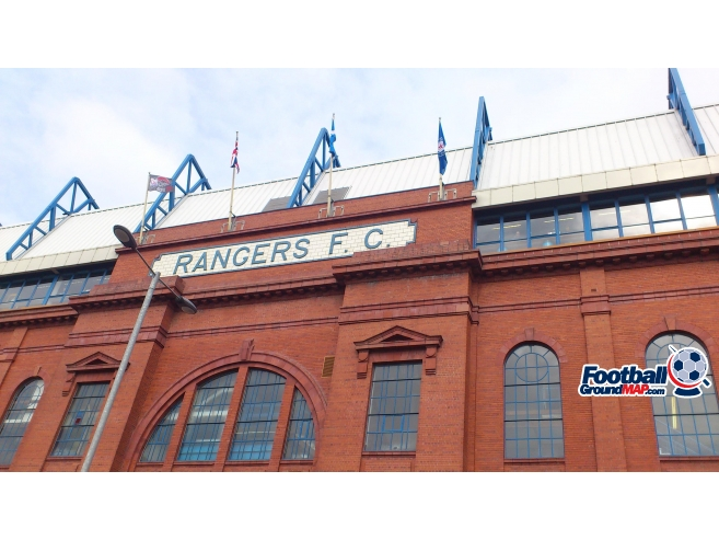 A photo of Ibrox uploaded by biscuitman88