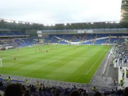 An image of Cardiff City Stadium uploaded by facebook-user-9669