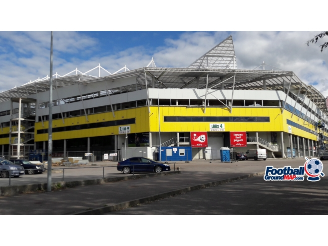 A photo of A Le Coq Arena uploaded by Farman