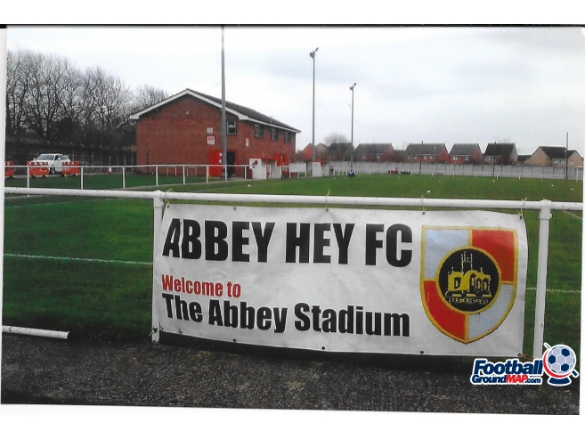 A photo of Abbey Stadium uploaded by rampage