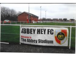 An image of Abbey Stadium uploaded by rampage