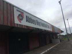 An image of Abbey Stadium uploaded by foxyusa