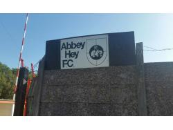 An image of Abbey Stadium uploaded by ground-rabbit