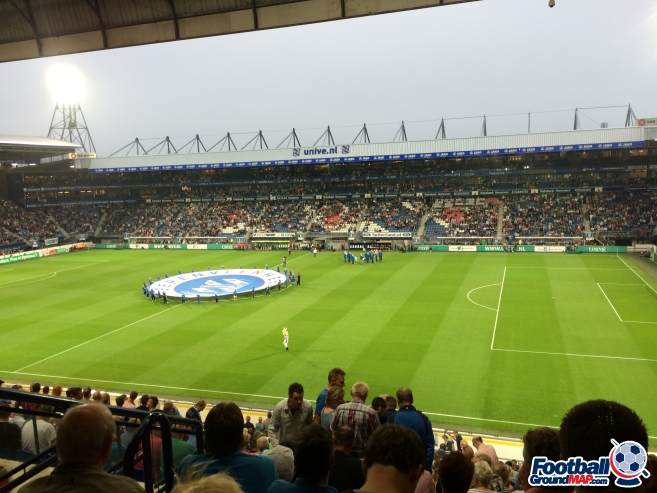 A photo of Abe Lenstra Stadion uploaded by andy-s