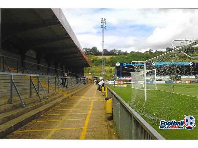 A photo of Adams Park uploaded by rampage