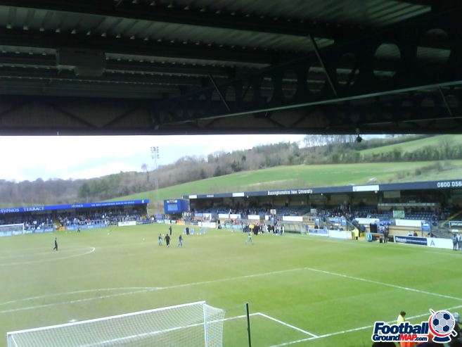 A photo of Adams Park uploaded by facebook-user-88957
