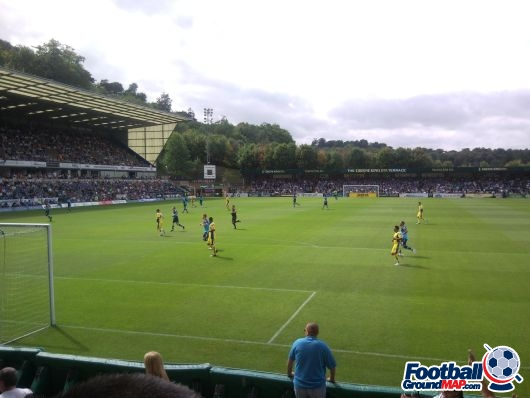 A photo of Adams Park uploaded by facebook-user-54167