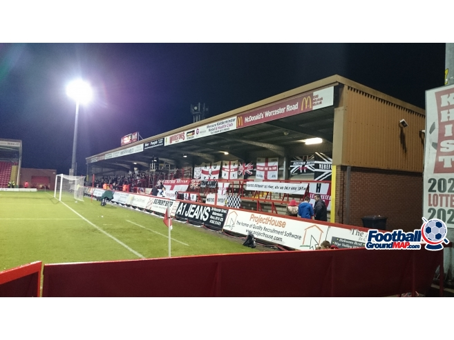 A photo of Aggborough uploaded by biscuitman88