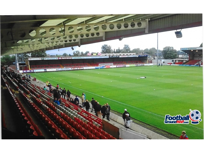 A photo of Aggborough uploaded by rampage