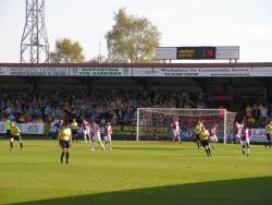 An image of Aggborough uploaded by wbamorty