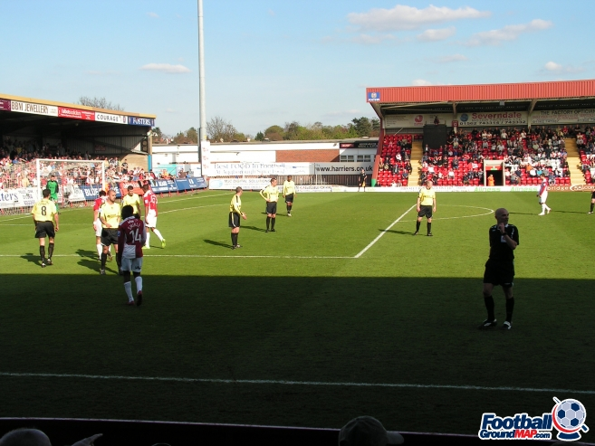 A photo of Aggborough uploaded by wbamorty