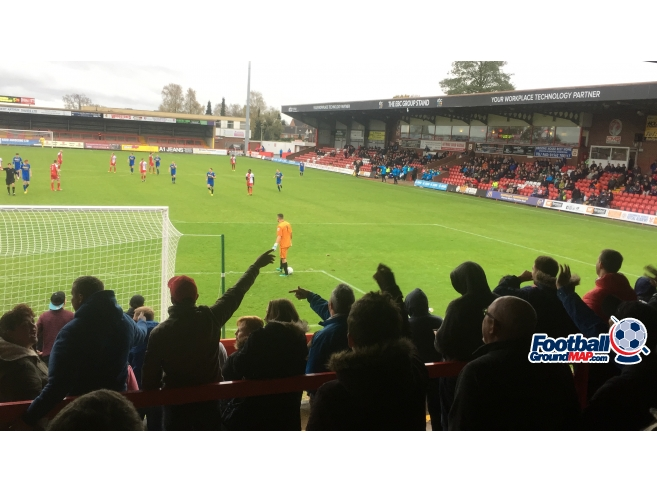 A photo of Aggborough uploaded by alexcraiggroundhop