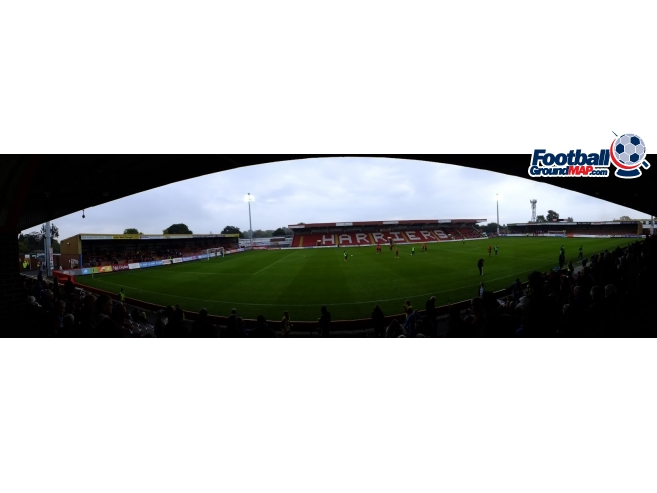 A photo of Aggborough uploaded by partizanbristle