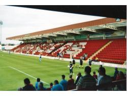An image of Aggborough uploaded by scot-TFC
