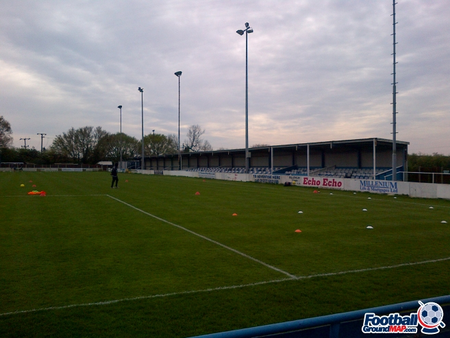 A photo of AGP Arena uploaded by btfcunofficial