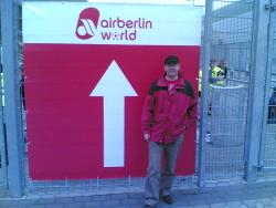 airberlin world - Sportpark arena - Dusseldorf