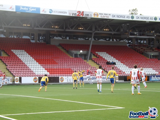 A photo of Alfheim Stadion uploaded by cope1