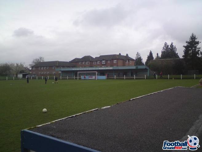 A photo of Alfred Davis Ground uploaded by cls14