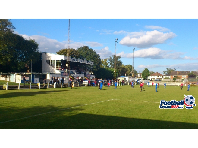 A photo of Alfred Davis Ground uploaded by biscuitman88