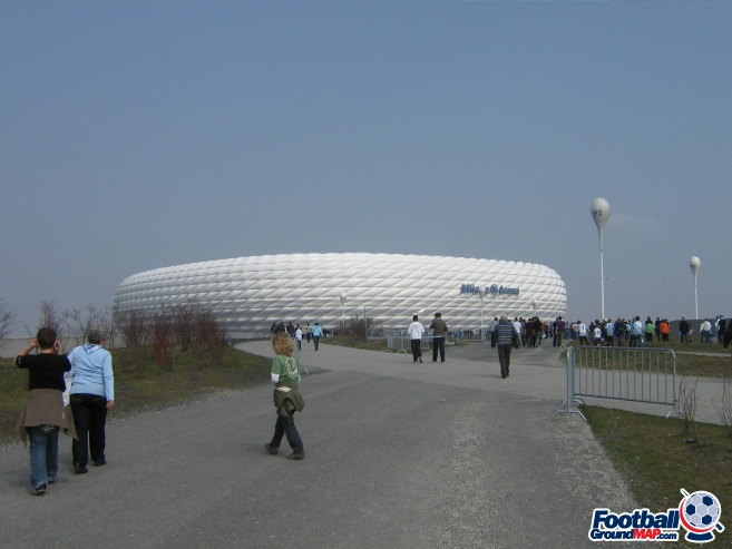 A photo of Allianz Arena uploaded by facebook-user-72241
