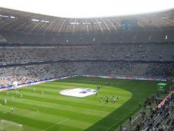 An image of Allianz Arena uploaded by facebook-user-72241