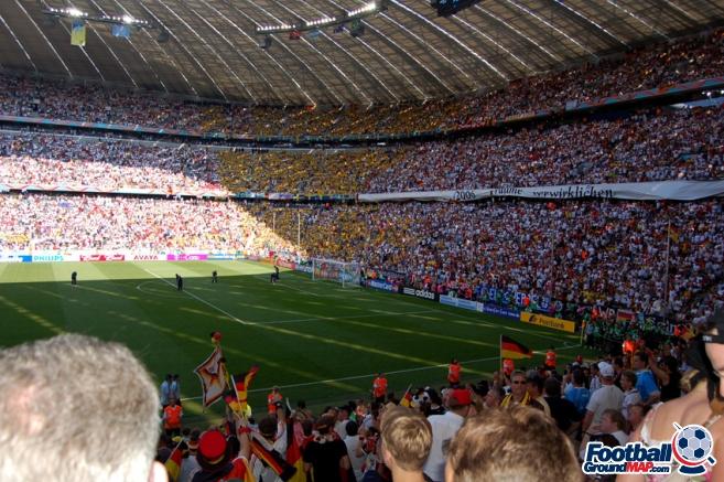 A photo of Allianz Arena uploaded by newrynyuk