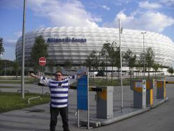 An image of Allianz Arena uploaded by facebook-user-39790