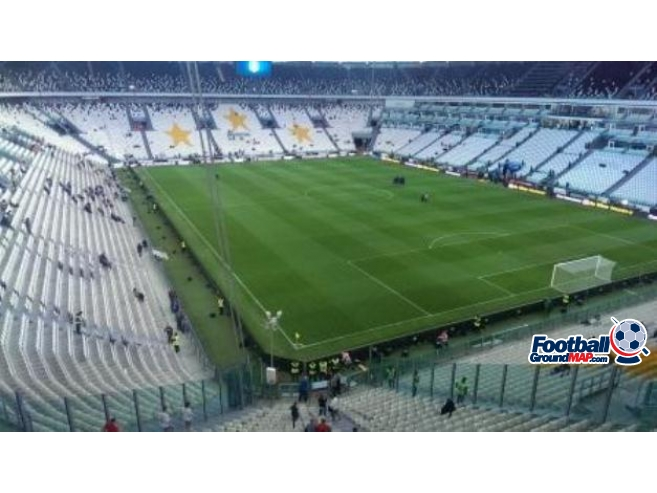 A photo of Allianz Stadium (Juventus Stadium) uploaded by theglenmen