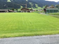 Alter Fussballplatz - Going