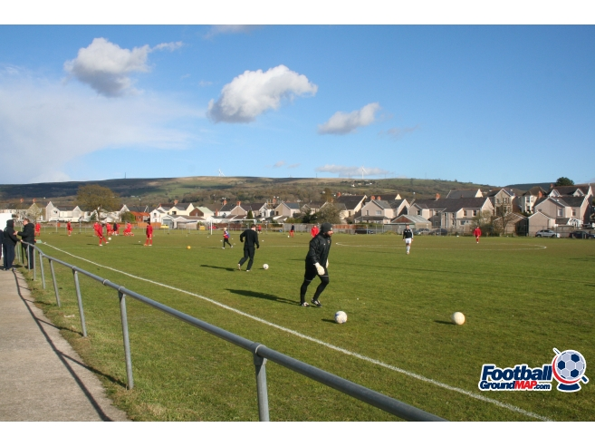 A photo of Ammanford Recreation Ground uploaded by johnwickenden