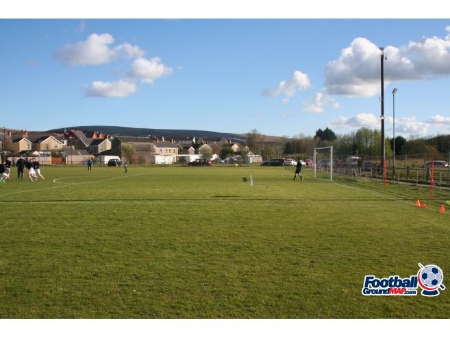 A photo of Ammanford Recreation Ground uploaded by johnwickenden