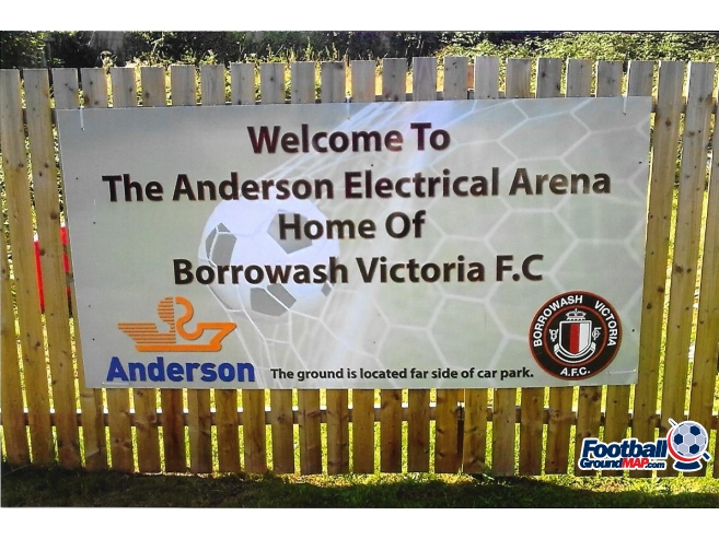 A photo of Anderson Electrical Arena uploaded by rampage