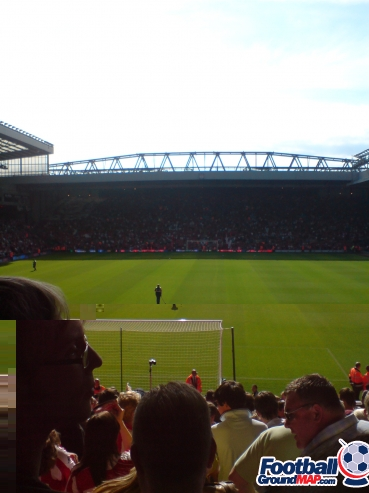 A photo of Anfield uploaded by facebook-user-56362