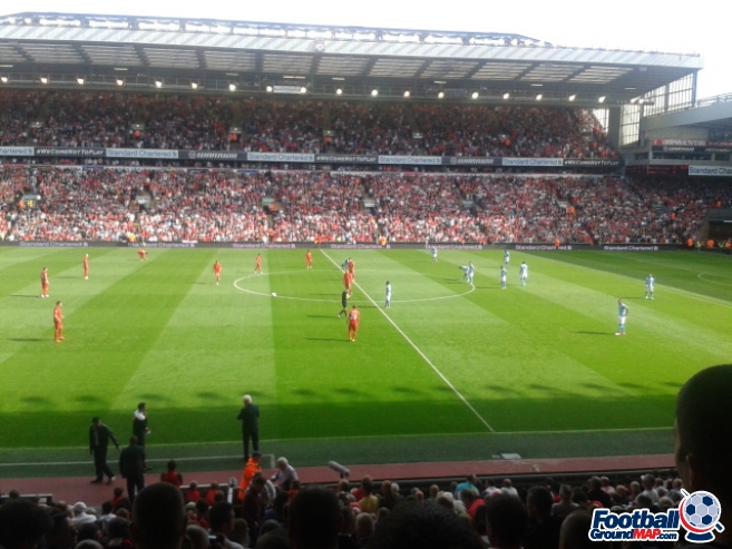 A photo of Anfield uploaded by metcalfe56